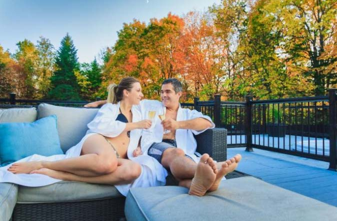Forfait Spa Hotel Laurentides